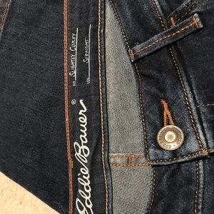 Eddie Bauer Jeans - Eddie Bauer curvy crop size 12